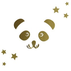 Le sticker Panda
