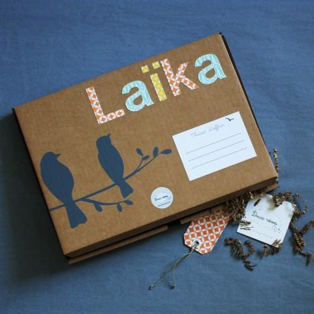 Le coffret cadeaux Laïka