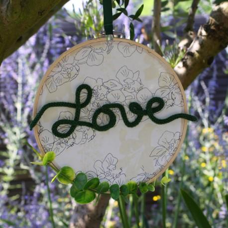 Le tableau Love
