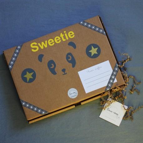 Le coffret cadeaux Sweetie pour bébé