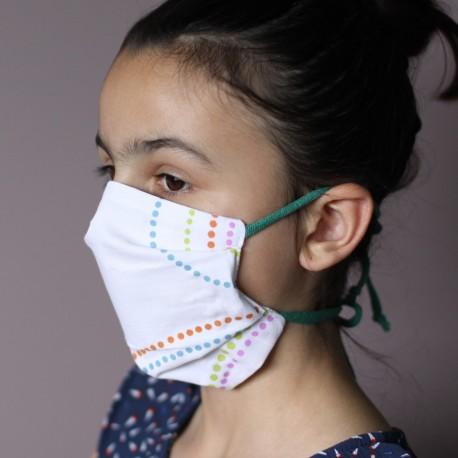 Masque de protection Enfant selon les normes Afnor