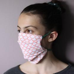 Masque de protection selon les normes Afnor