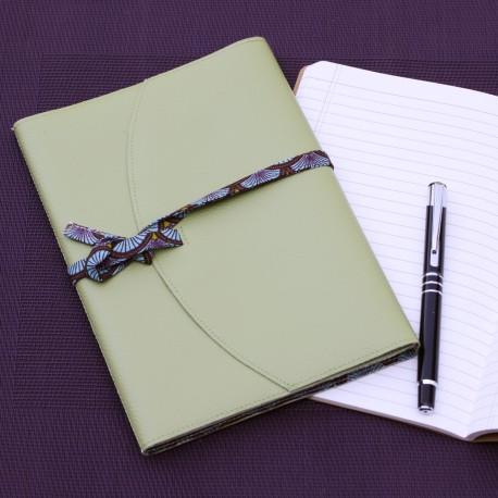 Le protège-carnet et son lot de 2 carnets